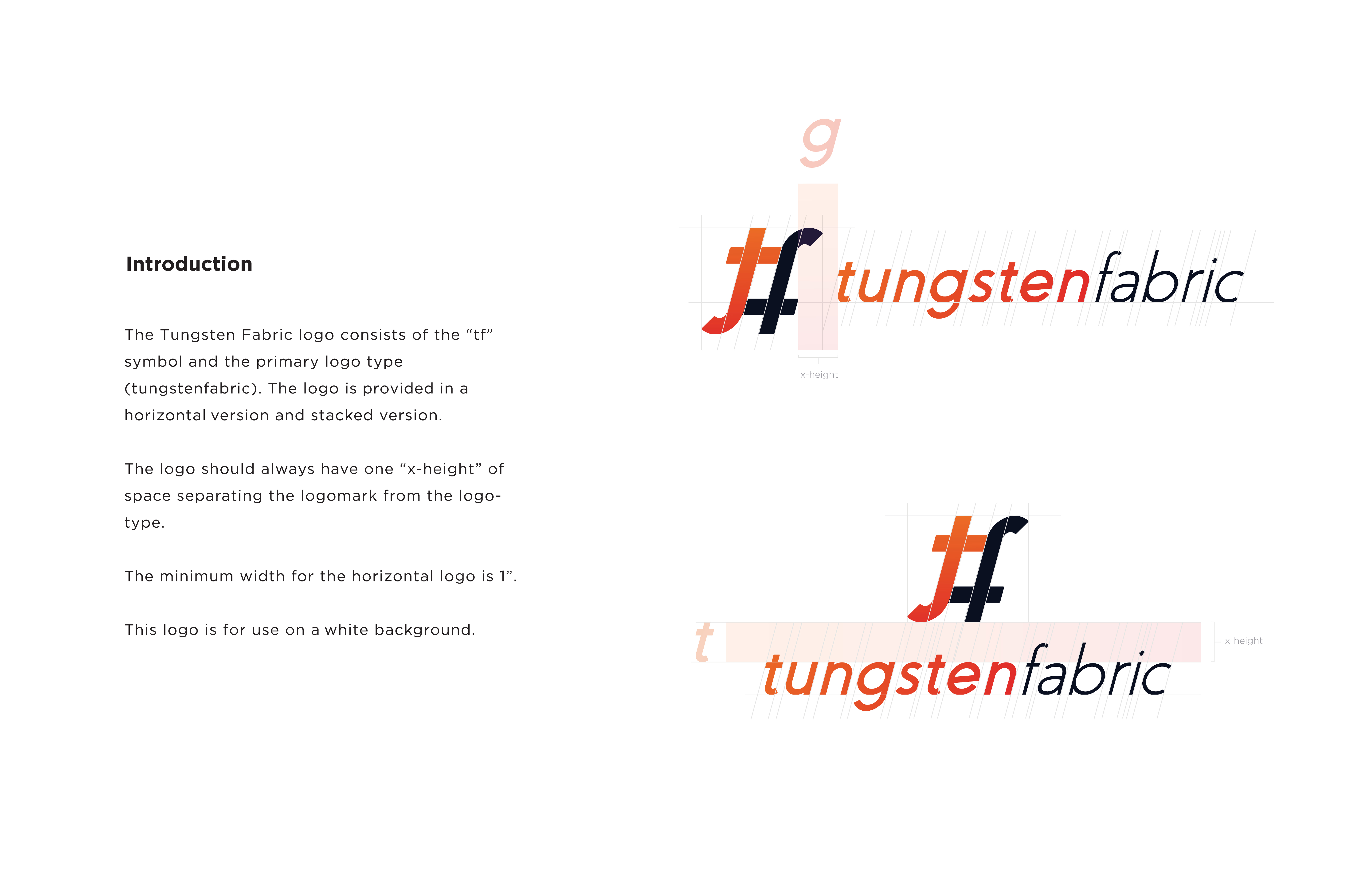 Tungsten Fabric Logo Introduction